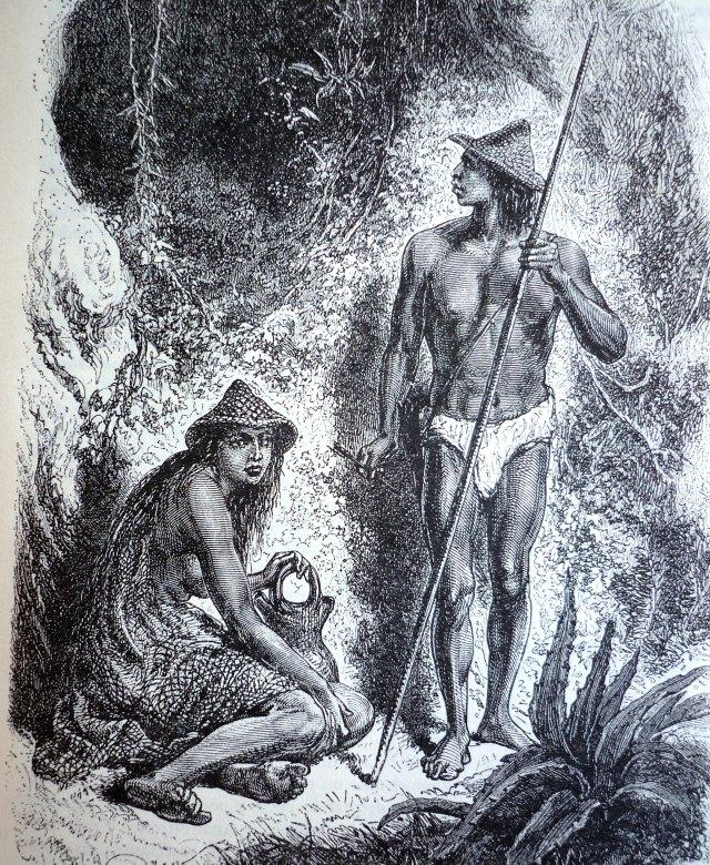 indigenas de Santa Marta