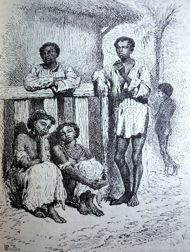 indígenas del magdalena