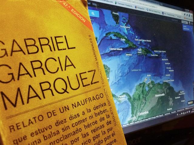 relato de un naufrago - García Márquez