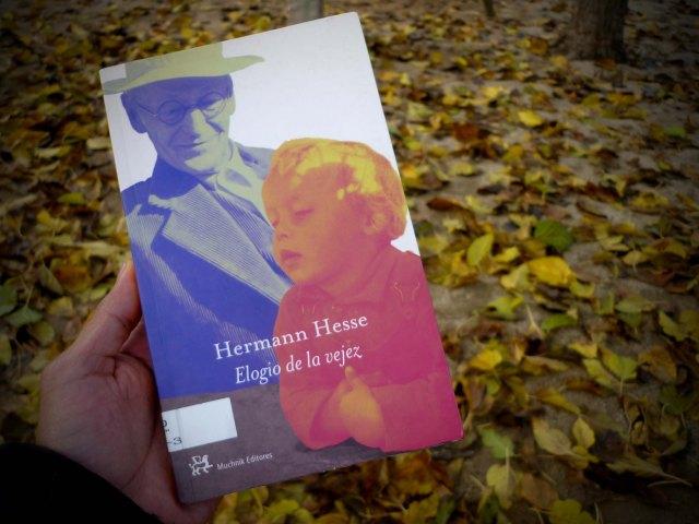 Elogio a la vejez - Hermann Hesse